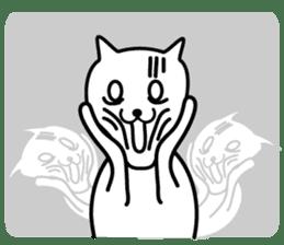 cat sticker #311691