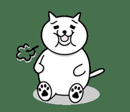 cat sticker #311698