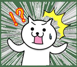 cat sticker #311700