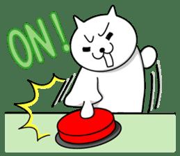 cat sticker #311701