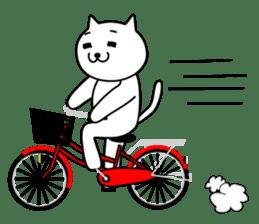 cat sticker #311702