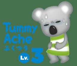 Sickly Animals sticker #311796