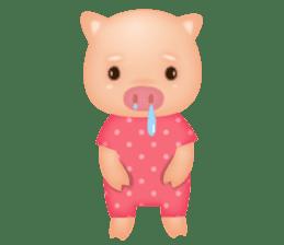 Sickly Animals sticker #311803