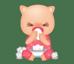 Sickly Animals sticker #311804