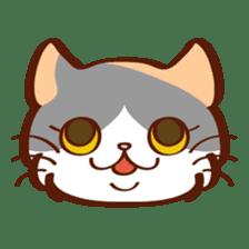 "Rinrin's ""Fluffy and friends"" sticker #311946"