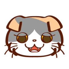 "Rinrin's ""Fluffy and friends"" sticker #311947"