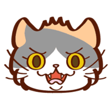 "Rinrin's ""Fluffy and friends"" sticker #311948"