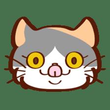 "Rinrin's ""Fluffy and friends"" sticker #311950"