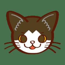 "Rinrin's ""Fluffy and friends"" sticker #311951"