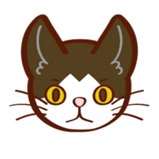 "Rinrin's ""Fluffy and friends"" sticker #311952"