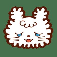 "Rinrin's ""Fluffy and friends"" sticker #311957"