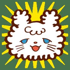 "Rinrin's ""Fluffy and friends"" sticker #311958"
