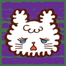"Rinrin's ""Fluffy and friends"" sticker #311959"