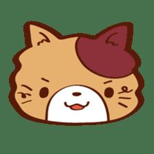 "Rinrin's ""Fluffy and friends"" sticker #311966"