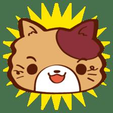 "Rinrin's ""Fluffy and friends"" sticker #311967"