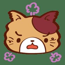 "Rinrin's ""Fluffy and friends"" sticker #311968"