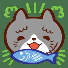 "Rinrin's ""Fluffy and friends"" sticker #311973"