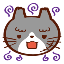 "Rinrin's ""Fluffy and friends"" sticker #311974"