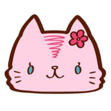 "Rinrin's ""Fluffy and friends"" sticker #311975"