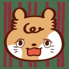 "Rinrin's ""Fluffy and friends"" sticker #311980"