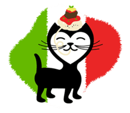 The Love Cats sticker #312717