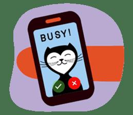 The Love Cats sticker #312726