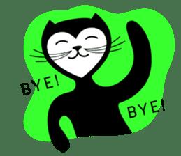 The Love Cats sticker #312727
