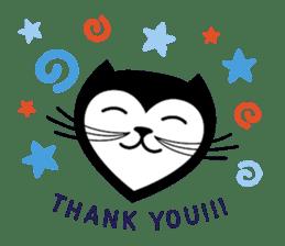 The Love Cats sticker #312729