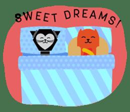 The Love Cats sticker #312736