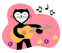 The Love Cats sticker #312737