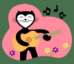 The Love Cats sticker #312737