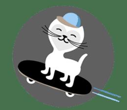 The Love Cats sticker #312739
