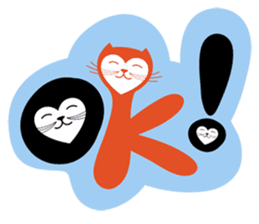 The Love Cats sticker #312742