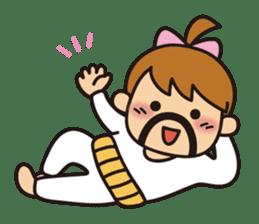 OYADI-LADY sticker #312785