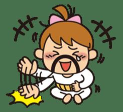 OYADI-LADY sticker #312787