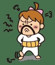 OYADI-LADY sticker #312793