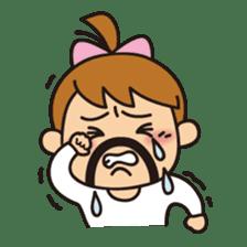 OYADI-LADY sticker #312796