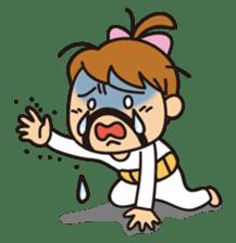 OYADI-LADY sticker #312798