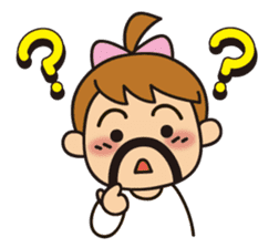 OYADI-LADY sticker #312803