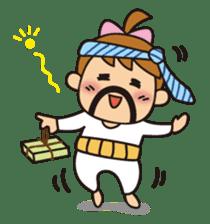 OYADI-LADY sticker #312809