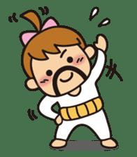 OYADI-LADY sticker #312816
