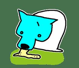 My Dog MAME sticker #313028