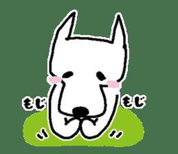 My Dog MAME sticker #313029