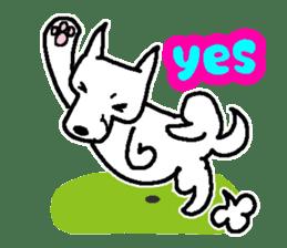 My Dog MAME sticker #313033