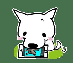 My Dog MAME sticker #313040
