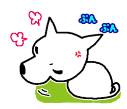 My Dog MAME sticker #313041