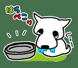 My Dog MAME sticker #313049