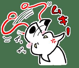My Dog MAME sticker #313053