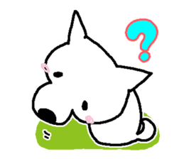 My Dog MAME sticker #313054