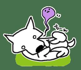 My Dog MAME sticker #313055